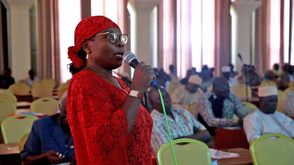 conference numerique Tchad